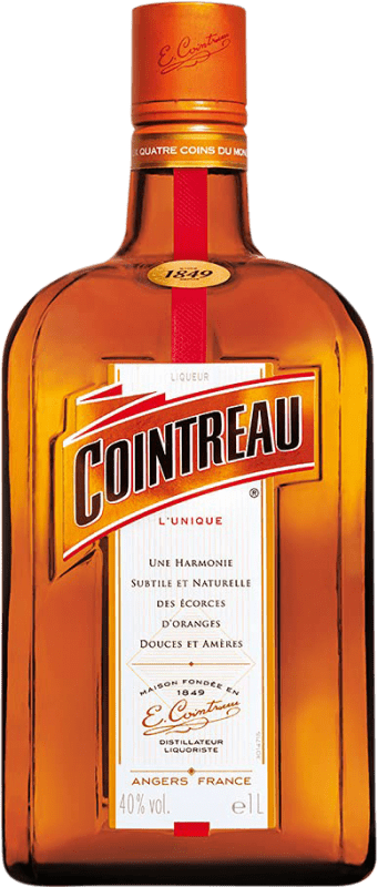 22,95 € | Triple Dry Rémy Cointreau France Missile Bottle 1 L