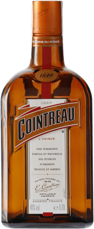 16,95 € | Triple Dry Rémy Cointreau France Bottle 70 cl