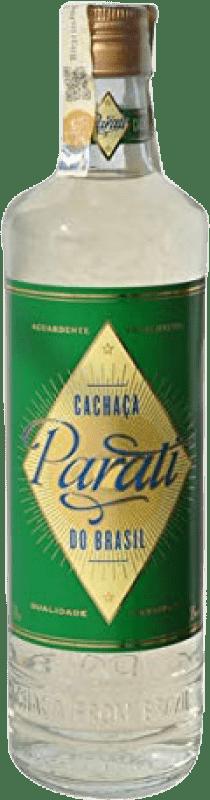 26,95 € | Cachaza Bercito Parati Brazil Bottle 70 cl