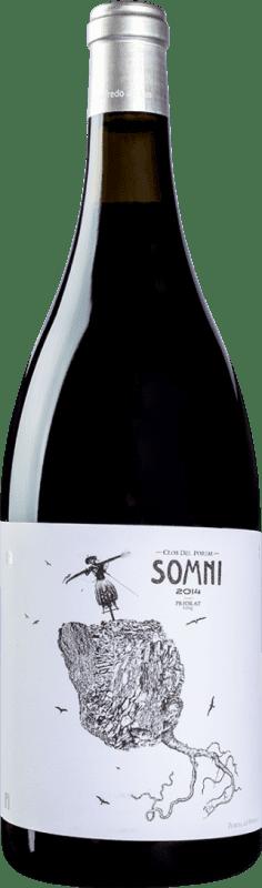 84,95 € Envío gratis | Vino tinto Portal del Priorat Somni Magnum D.O.Ca. Priorat Cataluña España Syrah, Garnacha, Mazuelo, Cariñena Botella Mágnum 1,5 L