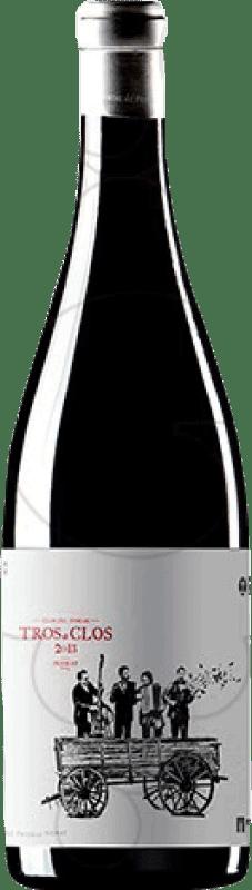 49,95 € Envío gratis | Vino tinto Portal del Priorat Tros de Clos D.O.Ca. Priorat Cataluña España Mazuelo, Cariñena Botella 75 cl