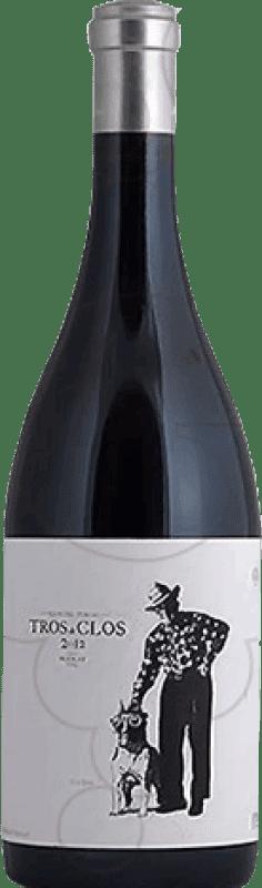 89,95 € Envío gratis | Vino tinto Portal del Priorat Tros de Clos Magnum D.O.Ca. Priorat Cataluña España Mazuelo, Cariñena Botella Mágnum 1,5 L
