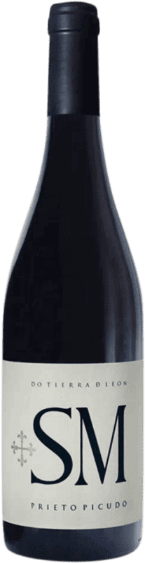 Kostenloser Versand | Rotwein Meoriga SM Jung D.O. Tierra de León Spanien Prieto Picudo Flasche 75 cl