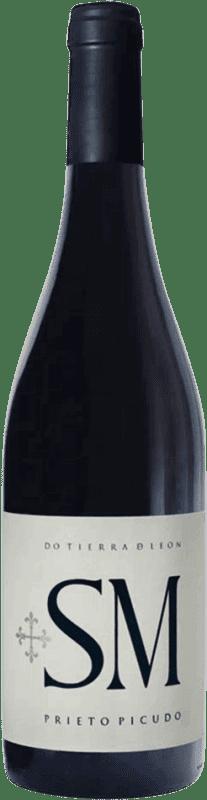 Envío gratis | Vino tinto Meoriga SM Joven D.O. León España Prieto Picudo Botella 75 cl