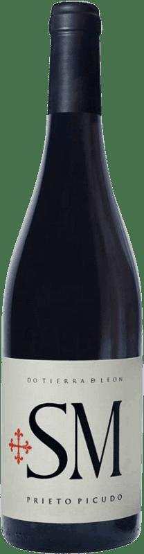 免费送货 | 红酒 Meoriga SM Joven D.O. Tierra de León 西班牙 Prieto Picudo 瓶子 75 cl