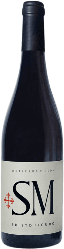 Envio grátis | Vinho tinto Meoriga SM Joven D.O. Tierra de León Espanha Prieto Picudo Garrafa 75 cl
