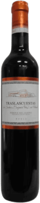 Rotwein Traslascuestas Joven D.O. Ribera del Duero Spanien Tempranillo Halbe Flasche 50 cl