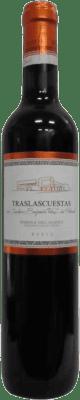 Vino tinto Traslascuestas Joven D.O. Ribera del Duero España Tempranillo Media Botella 50 cl