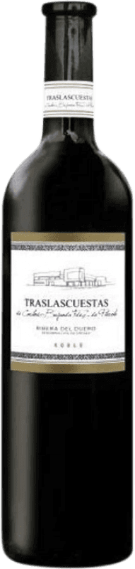Vino rosso Traslascuestas Joven D.O. Ribera del Duero Spagna Tempranillo Bottiglia Magnum 1,5 L