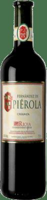 Piérola Tempranillo Rioja Crianza 75 cl