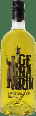 Herbal liqueur Genarín Orujo de Hierbas 70 cl
