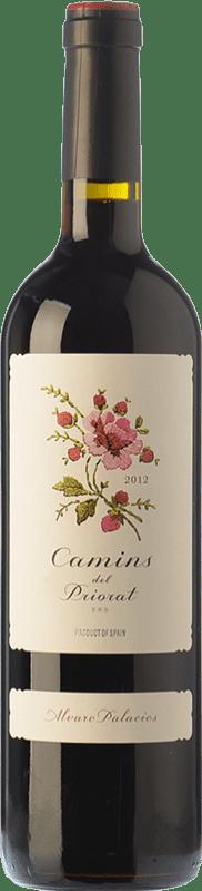 47,95 € 免费送货 | 红酒 Álvaro Palacios Camins del Priorat D.O.Ca. Priorat 加泰罗尼亚 西班牙 Merlot, Syrah, Grenache, Cabernet Sauvignon, Carignan 瓶子 Magnum 1,5 L