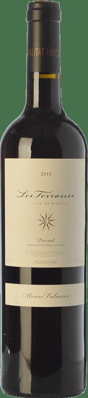 99,95 € Free Shipping | Red wine Álvaro Palacios Les Terrasses Laderas de Pizarra Crianza D.O.Ca. Priorat Catalonia Spain Syrah, Grenache, Cabernet Sauvignon, Carignan Magnum Bottle 1,5 L