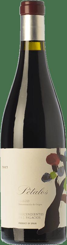 41,95 € 免费送货 | 红酒 Descendientes J. Palacios Pétalos D.O. Bierzo 卡斯蒂利亚莱昂 西班牙 Mencía, Grenache Tintorera 瓶子 Magnum 1,5 L
