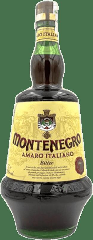 78,95 € Free Shipping | Amaretto Montenegro Amaro Italy Jéroboam Bottle-Double Magnum 3 L