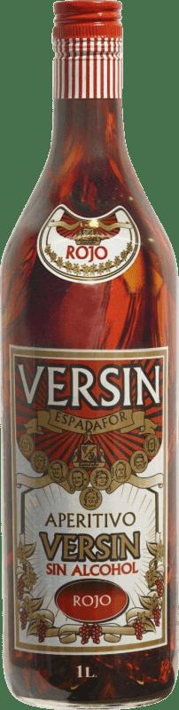 5,95 € Free Shipping | Schnapp Versin Rojo sin alcohol Spain Missile Bottle 1 L
