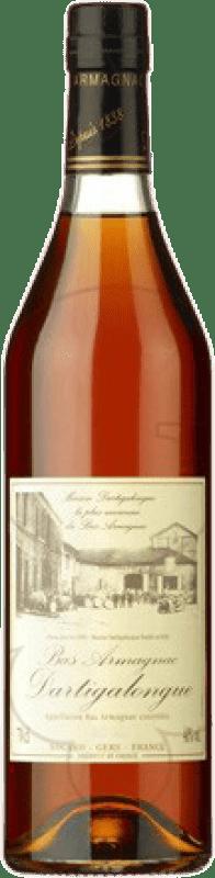 1 187,95 € Free Shipping | Armagnac Dartigalongue France Bottle 70 cl
