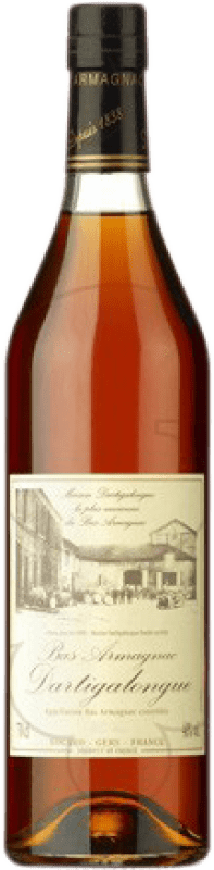 739,95 € Free Shipping | Armagnac Dartigalongue France Bottle 70 cl