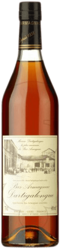 903,95 € Free Shipping | Armagnac Dartigalongue France Bottle 70 cl