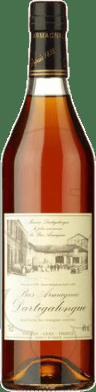 489,95 € Free Shipping | Armagnac Dartigalongue France Bottle 70 cl