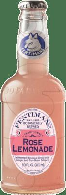 1,95 € Free Shipping   Refreshment Fentimans Rose Lemonade United Kingdom Small Bottle 20 cl