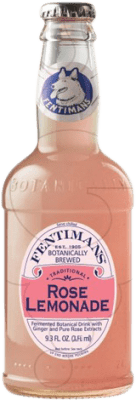 1,95 € Free Shipping   Soft Drinks & Mixers Fentimans Rose Lemonade United Kingdom Small Bottle 20 cl