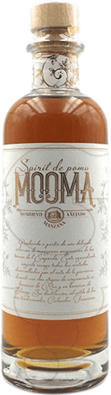 19,95 € Free Shipping | Marc Aguardiente Mooma Spirit de Manzana Spain Medium Bottle 50 cl
