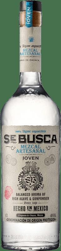 41,95 € Free Shipping | Mezcal Se Busca Mexico Bottle 70 cl
