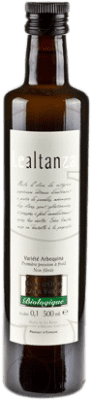 9,95 € Free Shipping | Cooking Oil Altanza Lealtanza Spain Medium Bottle 50 cl