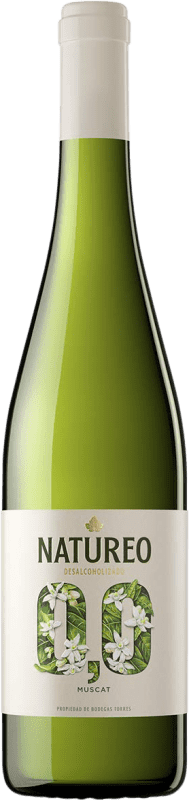 7,95 € Free Shipping   White wine Torres Natureo Blanco sin alcohol Spain Bottle 75 cl