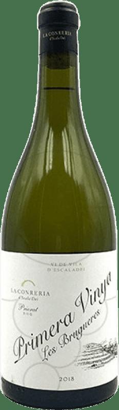 34,95 € Free Shipping | White wine Scala Dei Primera Vinya Les Brugueres Crianza D.O.Ca. Priorat Catalonia Spain Grenache White Bottle 75 cl