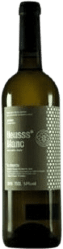 7,95 € Free Shipping   White wine La Vinyeta Heusss Blanc Joven D.O. Empordà Catalonia Spain Xarel·lo Bottle 75 cl