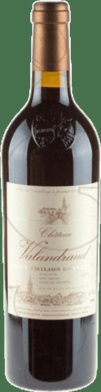 299,95 € Free Shipping | Red wine Jean-Luc Thunevin Château Valandraud 2003 A.O.C. Saint-Émilion Bordeaux France Merlot, Cabernet Franc, Malbec Bottle 75 cl