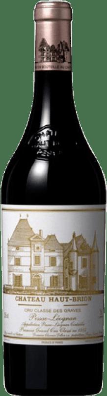1 128,95 € Free Shipping | Red wine Château Haut-Brion A.O.C. Pessac-Léognan Bordeaux France Merlot, Cabernet Sauvignon, Cabernet Franc Bottle 75 cl