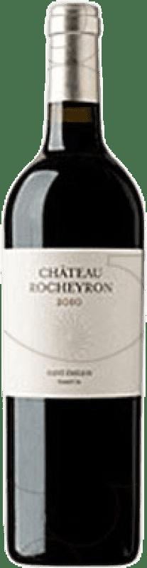 168,95 € Free Shipping | Red wine Château Rocheyron 2010 A.O.C. Saint-Émilion Bordeaux France Merlot, Cabernet Franc Bottle 75 cl