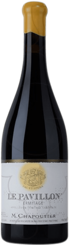 484,95 € Free Shipping | Red wine Chapoutier Le Pavillon Ermitage A.O.C. Hermitage Rhône France Syrah Bottle 75 cl