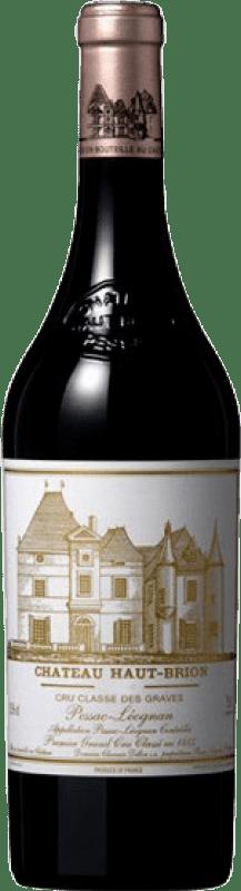 917,95 € Free Shipping | Red wine Château Haut-Brion A.O.C. Pessac-Léognan Bordeaux France Merlot, Cabernet Sauvignon, Cabernet Franc Bottle 75 cl