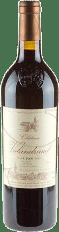 173,95 € Free Shipping | Red wine Jean-Luc Thunevin Château Valandraud 2004 A.O.C. Saint-Émilion Bordeaux France Merlot, Cabernet Franc, Malbec Bottle 75 cl