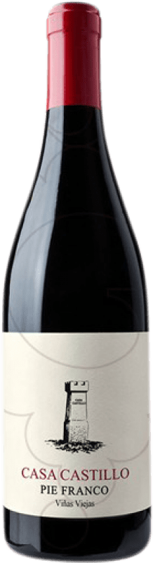 192,95 € Free Shipping | Red wine Casa Castillo Pie Franco D.O. Jumilla Levante Spain Monastrell Magnum Bottle 1,5 L