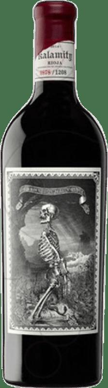 103,95 € Free Shipping | Red wine Oxer Wines Kalamity D.O.Ca. Rioja The Rioja Spain Tempranillo, Grenache, Grenache White, Macabeo Bottle 75 cl