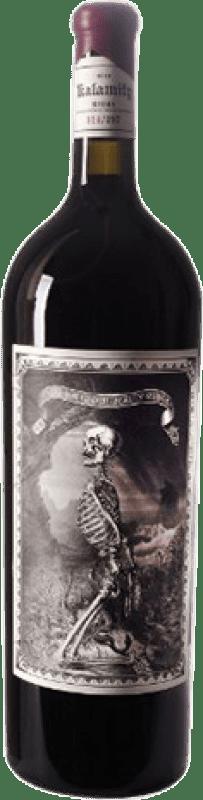 199,95 € Free Shipping | Red wine Oxer Wines Kalamity D.O.Ca. Rioja The Rioja Spain Tempranillo, Grenache, Grenache White, Macabeo Magnum Bottle 1,5 L