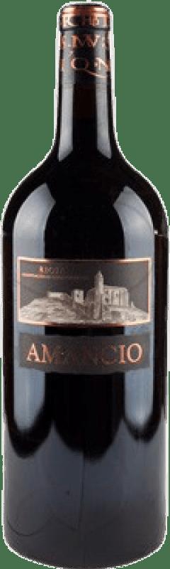 505,95 € Free Shipping | Red wine Sierra Cantabria Amancio 2002 D.O.Ca. Rioja The Rioja Spain Tempranillo Jéroboam Bottle-Double Magnum 3 L