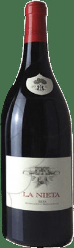 185,95 € Free Shipping | Red wine Páganos La Nieta D.O.Ca. Rioja The Rioja Spain Tempranillo Magnum Bottle 1,5 L