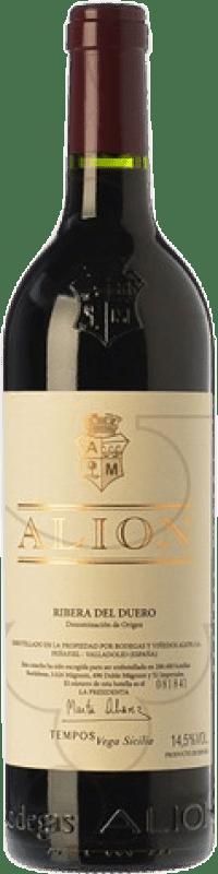 719,95 € Free Shipping | Red wine Alión D.O. Ribera del Duero Castilla y León Spain Tempranillo Jéroboam Bottle-Double Magnum 3 L