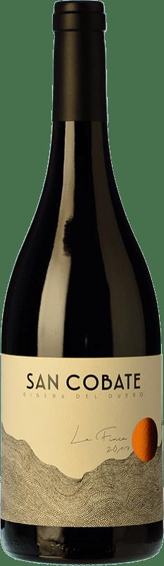 17,95 € Free Shipping | Red wine San Cobate Crianza D.O. Ribera del Duero Castilla y León Spain Tempranillo Bottle 75 cl