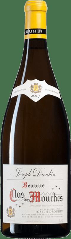 915,95 € | White wine Drouhin 1er Cru Clos des Mouches Blanc A.O.C. Côte de Beaune Burgundy France Chardonnay Jéroboam Bottle-Double Magnum 3 L