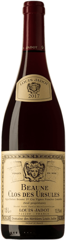 76,95 € | Red wine Louis Jadot 1er Cru Clos des Ursules A.O.C. Beaune Burgundy France Pinot Black Bottle 75 cl