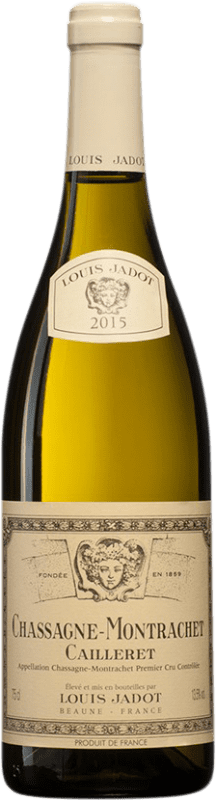 103,95 € | White wine Louis Jadot 1er Cru En Cailleret A.O.C. Chassagne-Montrachet Burgundy France Chardonnay Bottle 75 cl