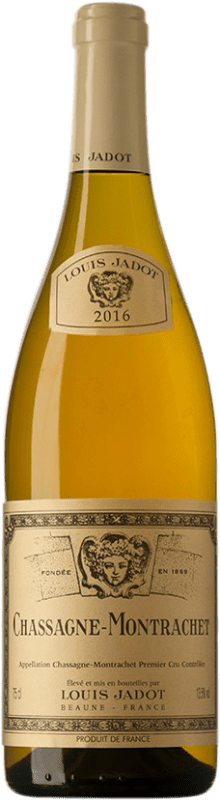 96,95 € | White wine Louis Jadot 1er Cru Les Embazées A.O.C. Chassagne-Montrachet Burgundy France Chardonnay Bottle 75 cl