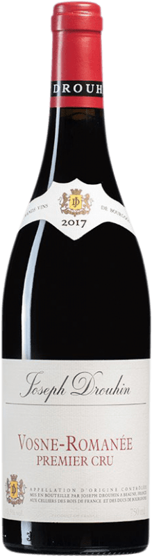 128,95 € 免费送货 | 红酒 Drouhin 1er Cru A.O.C. Vosne-Romanée 勃艮第 法国 瓶子 75 cl